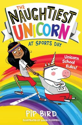 The Naughtiest Unicorn at Sports Day (T.N.U. #2)