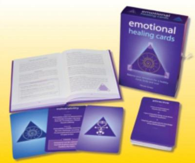 Emotional Healing Cards - Balance Your Emotions for a Healthy Mind, Body and Soul