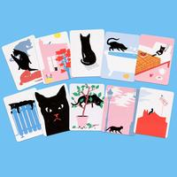 Homepage le chat noir cards