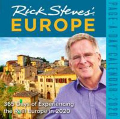 Rick Steves' Europe 2020 page a day calendar