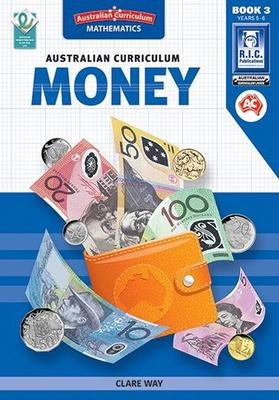 AC Money Book 3 Year 5-6 RIC-6148 - RIC