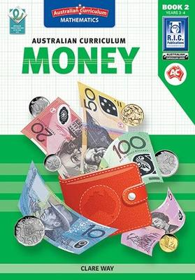 AC Money Book 2 Year 3-4 RIC-6146 - RIC