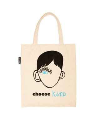 Wonder Choose Kind Tote Bag