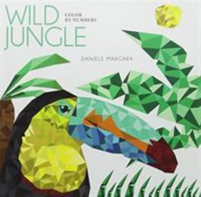 Wild Jungle : Color by Numbers