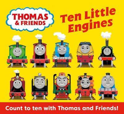 Ten Little Engines (BB)