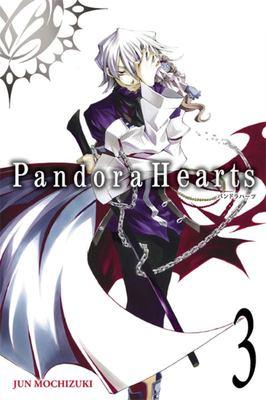 PandoraHearts, Vol. 3 ( PandoraHearts #3 )