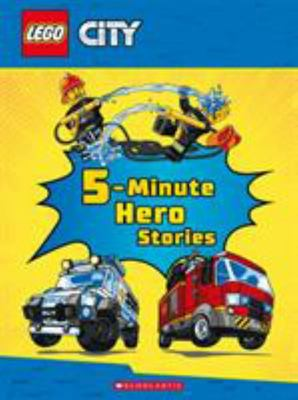 5- Minute Hero Stories (Lego City)