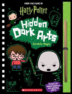 Hidden Dark Arts Scratch Magic