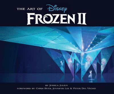 THE ART OF FROZEN 2
