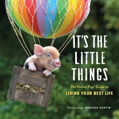 ITS THE LITTLE THINGS Pocket Pigs Guide to Living Your Best Life