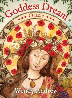 Goddess Dream Oracle: (Book and Cards)