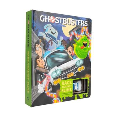 Ghostbusters Ectomobile - Race Against Slime