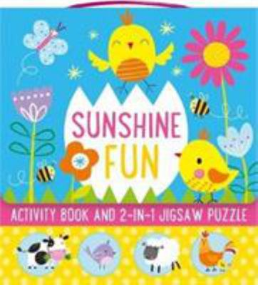 Sunshine Fun Easter Activity book