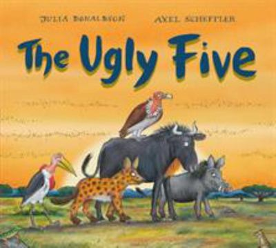 The Ugly Five (Gift Ed. Board Book)
