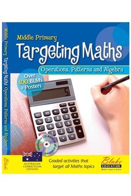 Targeting Maths Middle ACE Operations Patterns & Algebra