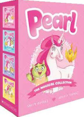 Pearl 1-4 Boxed Set