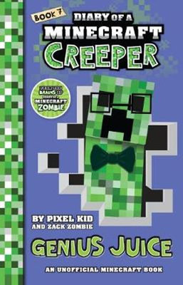 Genius Juice (#7 Diary of a Minecraft Creeper)