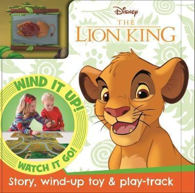 The Lion King (Disney Busy Board)