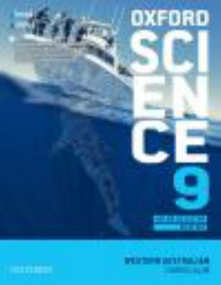 Oxford Science 9 for WA Curriculum SB + obook/assess - Oxford