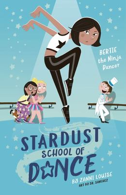 Bertie the Ninja Dancer - Stardust School of Dance