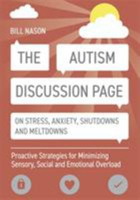 Autism Discussion Page on Stress, Anxiety...