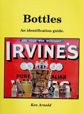 Bottles An Identification Guide