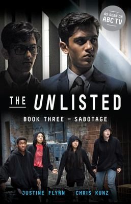 Sabotage - The Unlisted Book 3