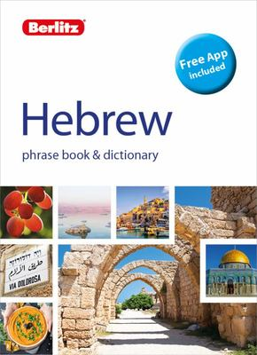 Hebrew - Berlitz Phrase Book and Dictionary
