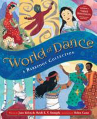 World of Dance - A Barefoot Collection