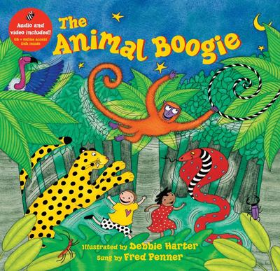 The Animal Boogie (Book & CD)