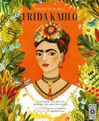 Frida Kahlo (Portrait of an Artist)