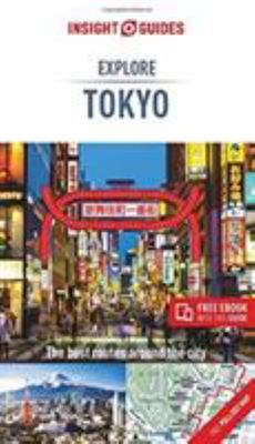 Explore Tokyo 2 - Insight Guides (Travel Guide with Free EBook)