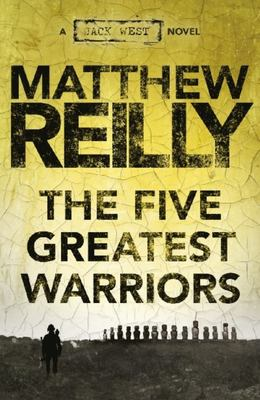 The Five Greatest Warriors (#3 Jack West Jr)