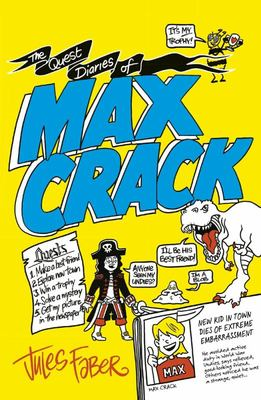 The Quest Diaries of Max Crack