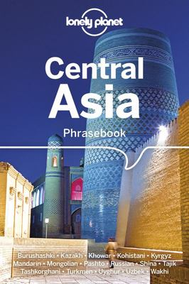 Central Asia Phrasebook and Dictionary 3