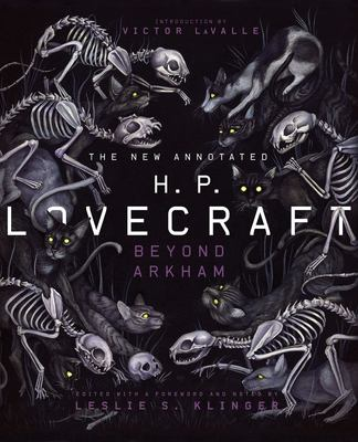 The New Annotated H P Lovecraft V2  Beyond Arkham