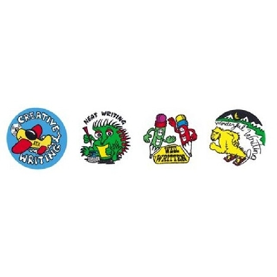 MS003 Stickers Writing Pack of 96 - ATA