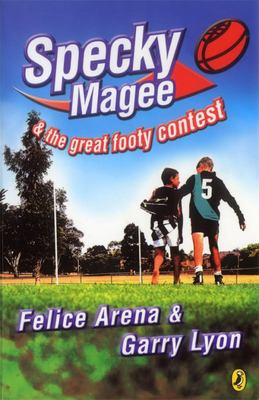 Specky Magee and the Great Footy Contest (#2)