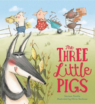 The Three Little Pigs (Storytime Classics)