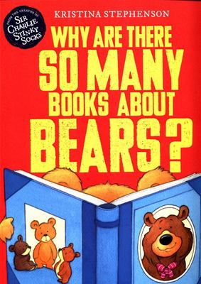 Why Are There So Many Books about Bears?