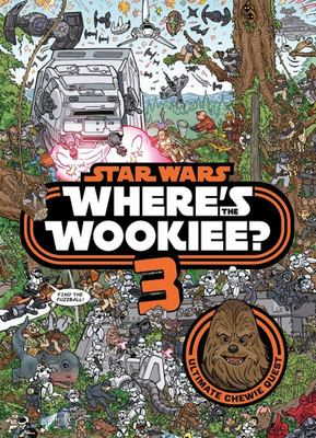 Where's the Wookiee (#3)