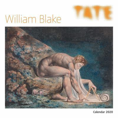 2020 Tate - William Blake Wall Calendar FLT-CAL2020_02