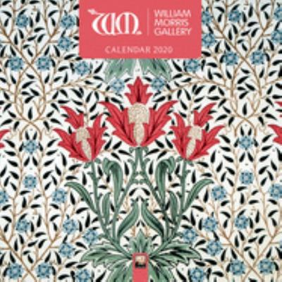 2020 William Morris Gallery Wall Calendar