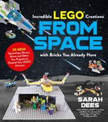 Incredible LEGO Creations from Space with Bricks You Already Have