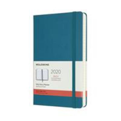 2020 Daily Green Large Hard Diary Moleskine