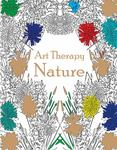 Art Therapy Nature Colouring Book