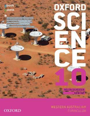 Oxford Science 10 for WA Curriculum SB + obook/assess - Oxford