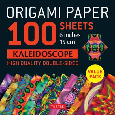 Origami Paper 100 Sheets Kaleidoscope 6 (15 Cm)