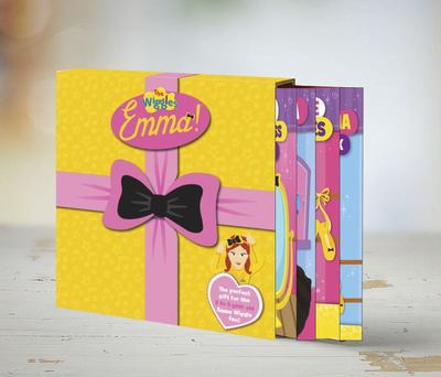 The Wiggles: Emma! Storybook Gift Set