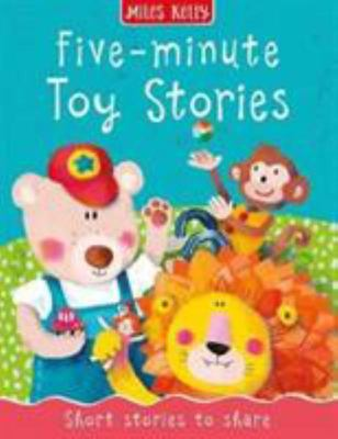 Five Minute Toy Stories - 384 Page